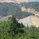 Lake Sonoma dam